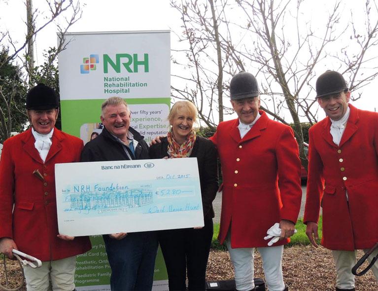 Ward Union Hunt Hunter Charity Runs