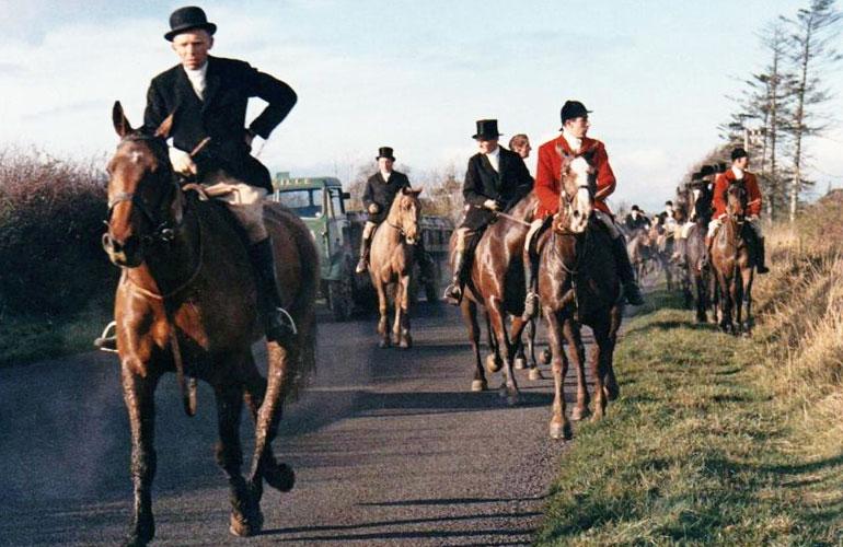 Ward Union Hunt History