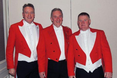 The 2014 Ward Union Hunt Ball